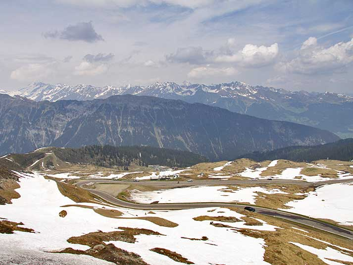 Pässe in Südtirol: Jaufenpass | Suedtirol-Kompakt.com
