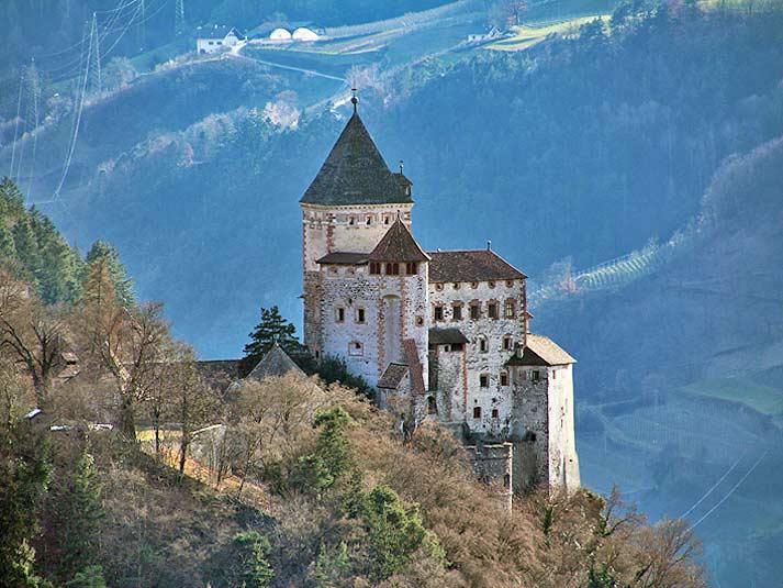 Trostburg Südtirol